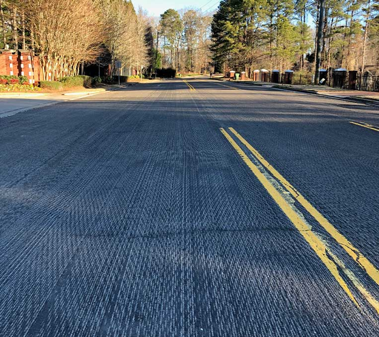 Road Way Milling Services | REO Enterprise Asphalt Milling & Paving Georgia